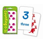 Flashcards Fun-to-know Counting 0-25