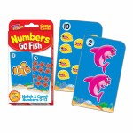 Flashcards Numbers Go Fish