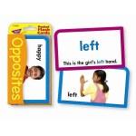 Flashcards Opposites