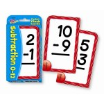 Flashcards Fun-to-know Subtraction