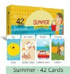 Vocabulary Cards Summer 4schools.ie