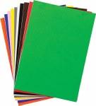 Adhesive Eva Foam A4 10 Colours