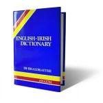 Focloir English Irish Dictionary De Bhaldraithe