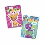 Colouring Book Foil Artbox