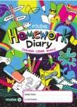Homework Diary Primary Folens