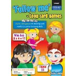 Follow Me Loop Maths Card Games Lower Classes 1st and 2nd Class Prim Ed