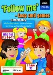 Follow Me Loop Maths Card Games Middle Classes 3rd and 4th Class Prim Ed