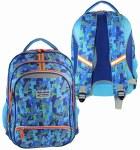Freelander School Bag Comfort & Safety Blue
