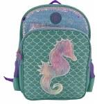 Freelander School Bag Fur Print Seahorse 18 Litres