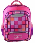 Freelander School Bag Multi Compartment Backpack Super Girl 24 Litres