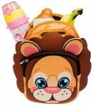Fringoo Neoprene Lunch Bag Lion