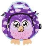 Fringoo Neoprene Lunch Bag Owl