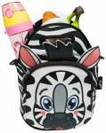 Fringoo Neoprene Lunch Bag Zebra
