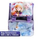 Disney Frozen 2 School Bag Square 40cm Backpack