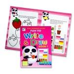 Fun To Write & Draw Book 1 Age 3-5