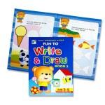 Fun To Write & Draw Book 2 Age 3-5