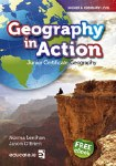 Geography In Action Junior Cert Geography Higher and Ordinary Level with Free E Book Educate