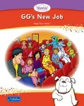 GGs New Job Wonderland Stage 2 Book 7 Second Class CJ Fallon