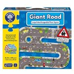 Giant Road Jigsaw Orchard Toys