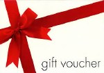 Gift Voucher Fifty Euro