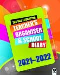 Teacher's Organiser & School Diary 2021/2022 Gill Education