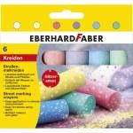 Jumbo Sidewalk Glitter Chalk EberhardFaber