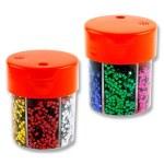 Icon Craft 50g 6 Part Glitter Shaker Stars