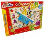 Grafix Alphabet Floor Puzzle 45 Pieces