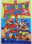 Graham Colouring Book
