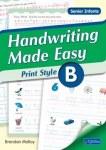 Handwriting Made Easy Print Style Book B Senior Infants CJ Fallon