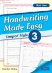 Handwriting Made Easy Looped Style Book 3 Third Class CJ Fallon