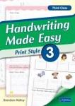 Handwriting Made Easy Print Style Book 3 Third Class CJ Fallon