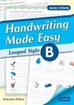 Handwriting Made Easy Looped Style Book B Senior Infants CJ Fallon