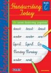 Handwriting Today C  Prim Ed