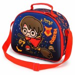 Lunch Bag Harry Potter 3D Quidditch