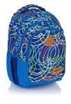 Head School Bag 17IN Circle 24 Litres