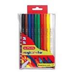 Herlitz Double Felt Pens Magic Markers 10 Pack