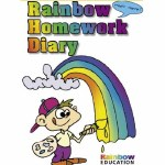 Homework Diary Primary School by Rainbow Education
