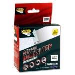 Multipurpose Hook & Loop Fastening Tape White 5M