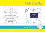 I Hate Maths Leaving Cert Edition Ordinary Level - Book 1 - How To Solve Equations