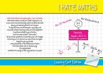 I Hate Maths Leaving Cert Edition Ordinary Level - Book 5 - How To Make Equations