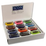 Ink Pad Assorted Colours Icon