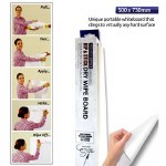 Instant Whiteboard Roll 50x73cm
