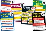 Introducing Punctuation Posters Set of 6 Third to Sixth Class Prim Ed