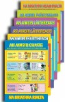 Gaeilge Irish Grammar Posters Set 2 Fifth and Sixth Class Prim Ed