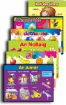Irish Vocabulary Posters Set of 6 First to Sixth Class Prim Ed