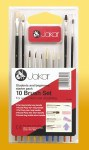Jakar 10 Paint Brush Set