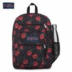 Jansport Big Student School Bag Betsy Floral 34 Litres