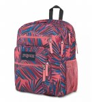 Jansport Big Student School Bag Dotted Palm 34 Litres