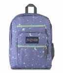 Jansport Big Student School Bag Dark Mystic Cosmos 34 Litre